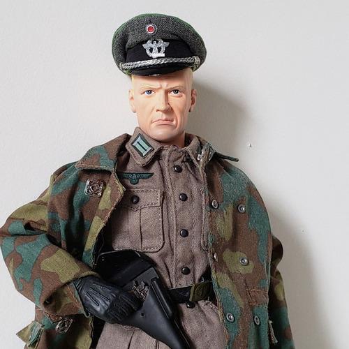 Oficial Alemán Wehrmacht Segunda Guerra Soldado 1/16