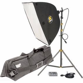 Luz Profissional Lowel Rifa Ex 88 Softbox 1000w Kit C/ Bolsa