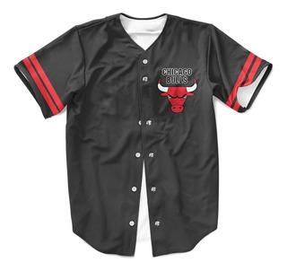 Camiseta Basquetebol Basquete Sport Chicago Jersey Listra