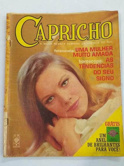 Revista Capricho 167 Janeiro De 1966