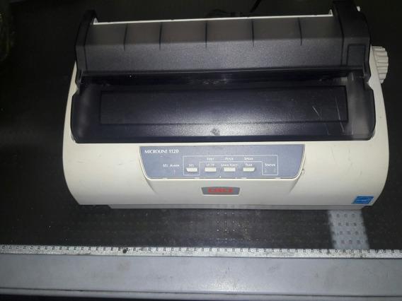 Impresora Matriz Punto Oki Microline 1120 Matriz Punto