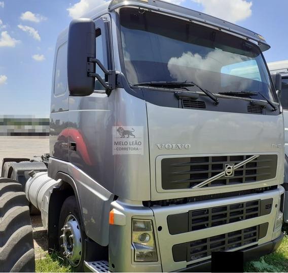 Volvo Fh 12 380 6x2t - 06/06 - Cavalo Truck, Cabine Leito