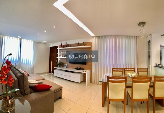 Casa Geminada De 03 Quartos Com Suíte Bairro Castelo Próximo Ao Comercio - 6102