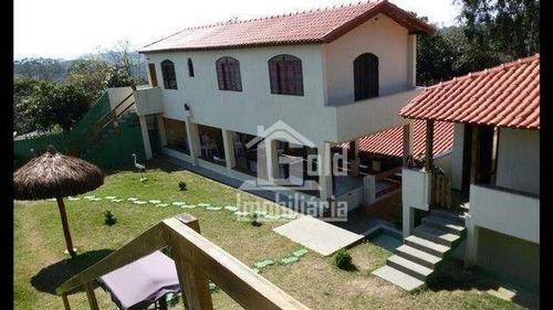 Imagem 1 de 9 de Sítio À Venda, Com 2000 M² Por R$ 750.000 - Zona Rural - Santa Isabel/sp - Si0162