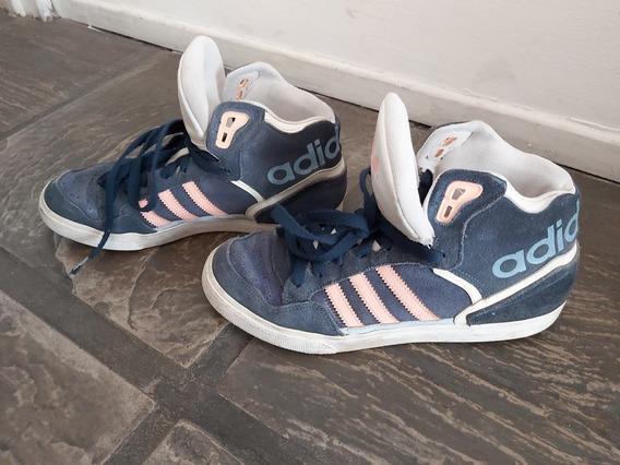 Zapatillas adidas Botitas Mujer Num 40 Us 8 1/2 Uk 7 Skate