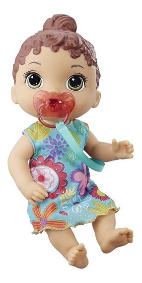 Baby Alive Primeiros Sons Morena Hasbro E3688