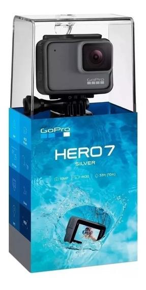 Câmera Go Pro Hero 7 Silver Original
