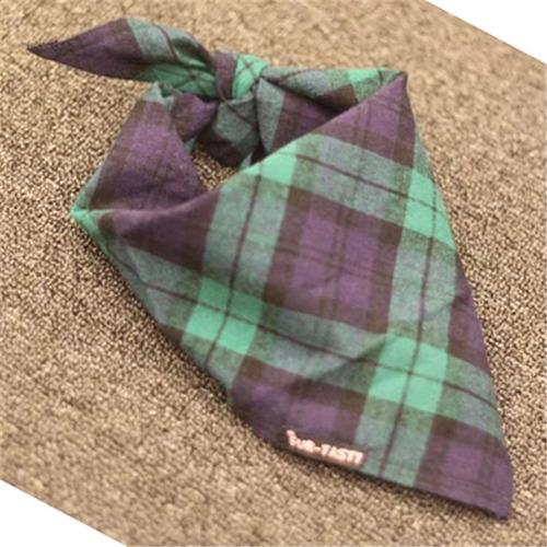 Pañoleta (bufanda)de  Algodón  Para Perros Gatos.
