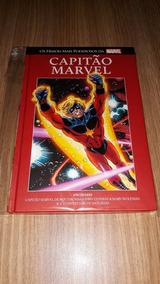 Heróis Mais Poderosos Da Marvel 14-capitão Marvel (seminovo)
