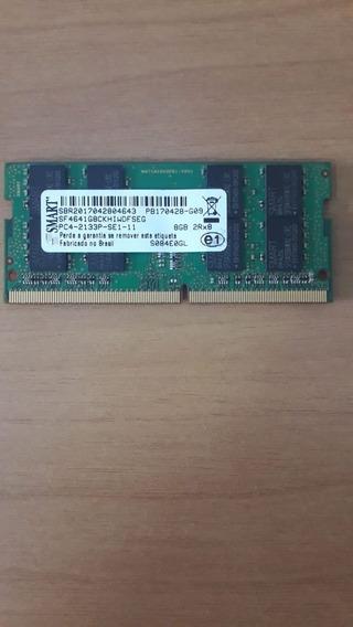 Memoria Smart 8 Gb Ddr4 Pc4 2133p-se-11