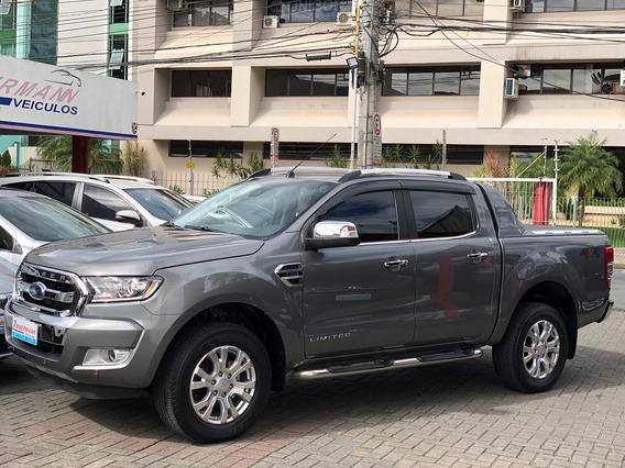 Ford Ranger Limited 3.2 4x4 Aut. 2019 Top De Linha Diesel