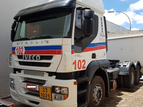 Iveco Stralis 410 2010 Trucado N 2544 2540 Fh 440 2546 420