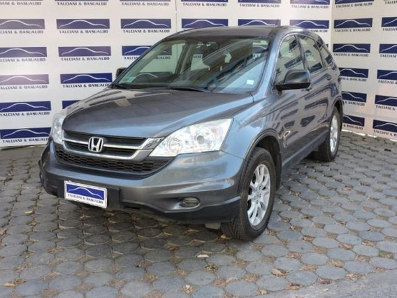 Honda Cr-v 2.4 Lxs At 2012