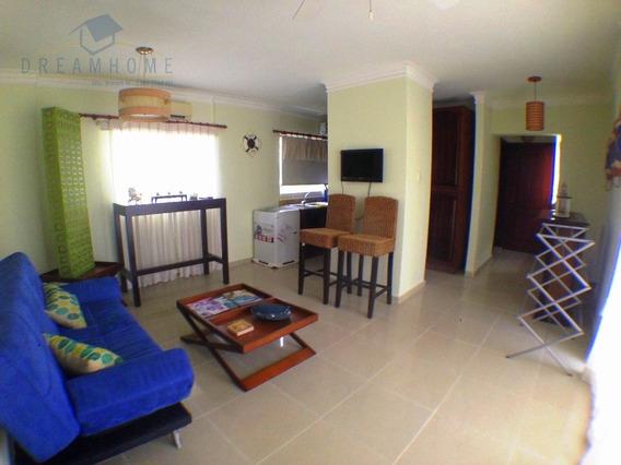 Juan Dolio Coqueto Y Confortable Apartamento Turístico Id.18