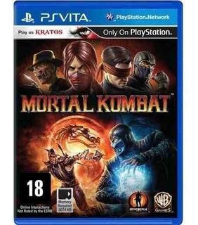 Juego Psvita Mortal Kombat