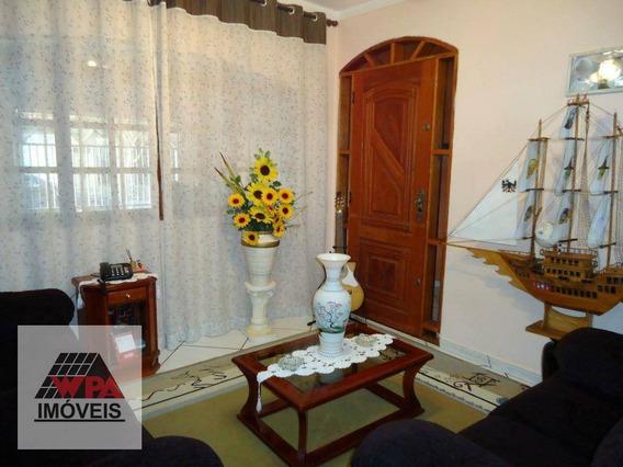 Casa Com 3 Dormitórios À Venda, 199 M² Por R$ 450.000,00 - Jardim Brasil - Americana/sp - Ca0985