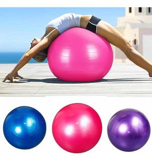 Balon Pilates 75 Cm Yoga Fitness Terapia Embarazo