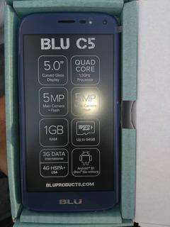 Blu C5 De 5 (75 Verds Nuevo) Con Garantia Oferta Mayo 2019