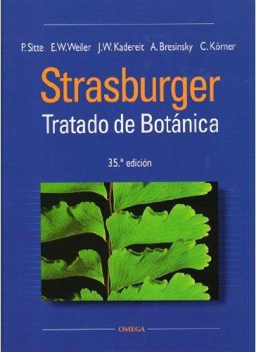 Tratado De Botánica Strasburger 35a - Envio Gratis