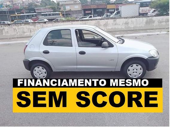 Chevrolet Celta Financio Mesmo Sem Score
