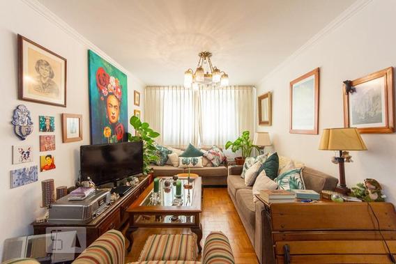 Apartamento No 5º Andar Mobiliado Com 2 Dormitórios - Id: 892980906 - 280906