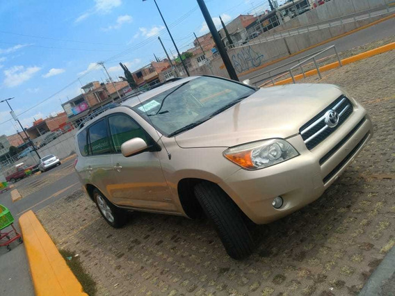 Toyota Rav4 Vagoneta Limited Piel At 2008