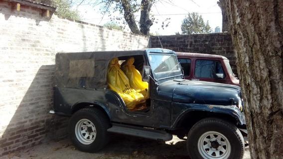 Jeep Ika Corto 210000