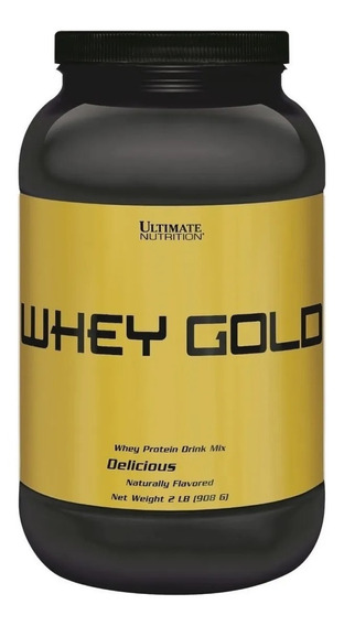 Whey Gold 2 Lbs Ultimate Nutrition - Pura Proteina
