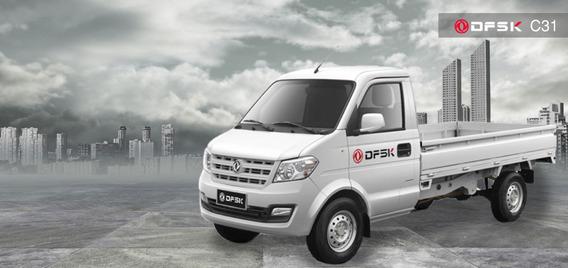 Dfsk C31 Truck Cab Simple