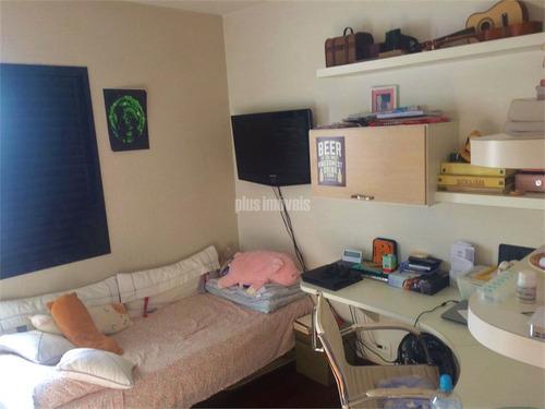Apartamento De 98m² E 2 Vagas Em Moema - Pj49799
