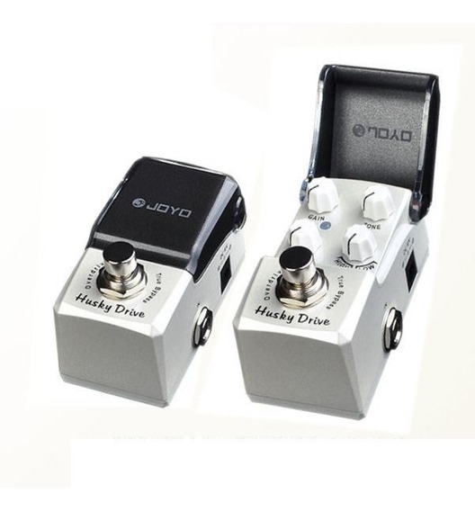 Pedal Guitarra Joyo Husky Drive Overdrive / Distortion