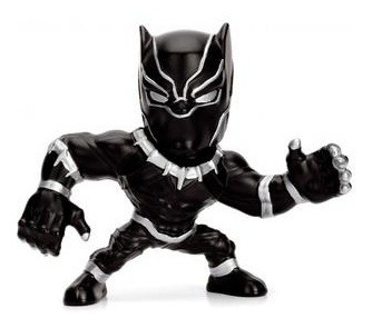Figura Metals Black Panther 11 Cm (97560) - Die Cast