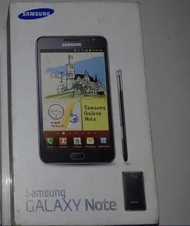 Caja Samsung Galaxy Note Gt-n7000