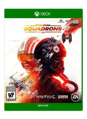 Juego Xbox One Star Wars Squadrons Juego Xbox One St Tk681