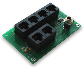 Interface Hub And Power Supply - Abk-4rj