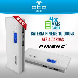 Bateria Externa Power Bank Pineng Pn968 Gopro - 10.000