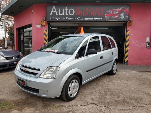 Imagen 1 de 15 de Chevrolet Meriva 1.8 Gl Aa+da Unica !!!! Tomo Auto Fcio