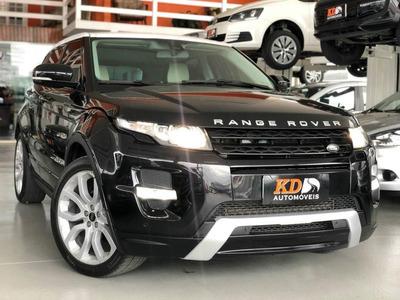 Land Rover Range Rover Evoque Evoque 2.0 Dynamic Si4 4wd