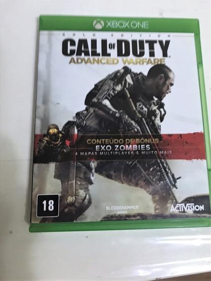 Call Of Duty Warfare Xbox One Física + Grátis Fifa 2016
