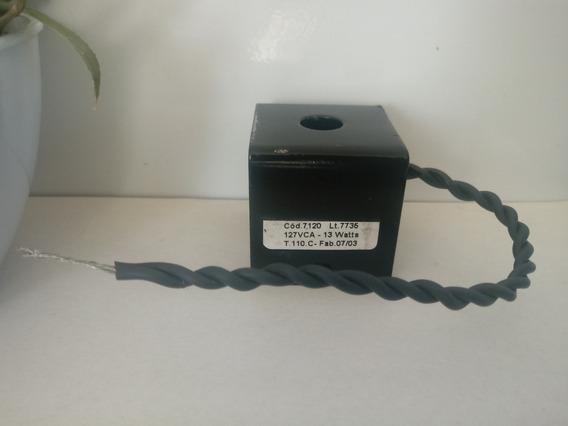 Kit Com 5 Bobinas Solenóides 127 Vca - 13 Watts 12mm