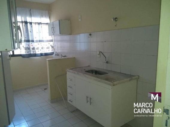 Apartamento Com 3 Dormitórios À Venda, 65 M² Por R$ 180.000,00 - Jardim Portal Do Sol - Marília/sp - Ap0238