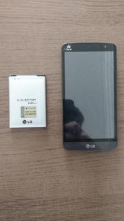 Smartphone Lg L Prime D337 Usado Funcionando
