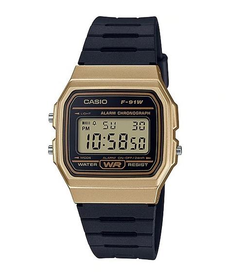 Promoção Relógio Casio Standard Original Digital F-91wm-9