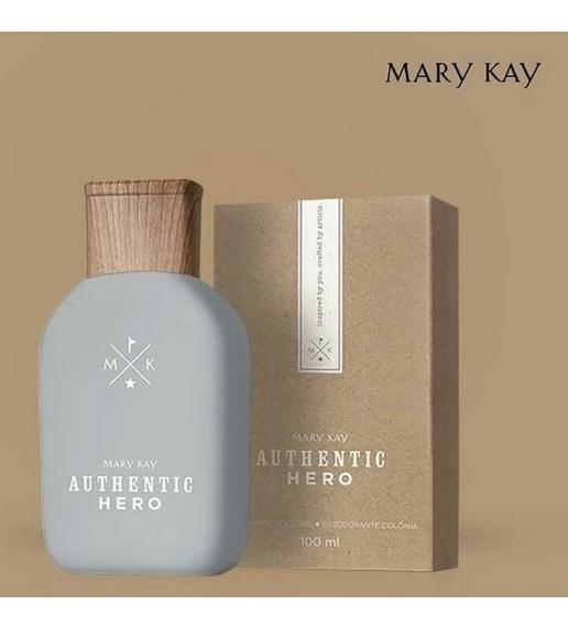 Authentic Hero Desodorante Colônia - Mary Kay