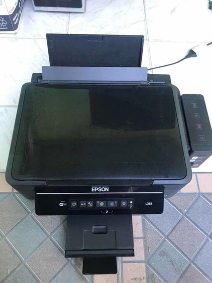 Impressora Epson L355 - Com Defeito