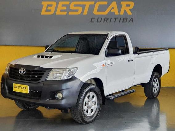 Toyota Hilux Cs 3.0 16v 4x4