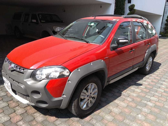 Fiat Palio Adventure 1.6 Dualogic