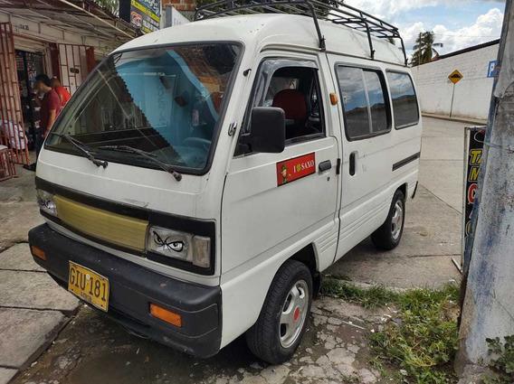 Camioneta Daewo Damas Minivan
