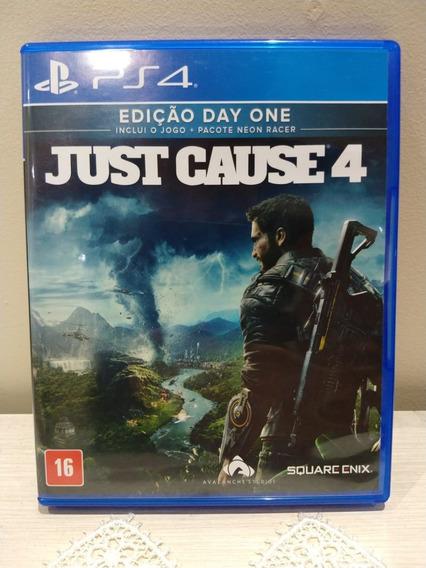 Just Cause 4 Playstation 4 Mídia Física