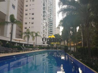 Apartamento Com 2 Dormitórios À Venda, 145 M² Por R$ 2.200.000 - Brooklin Paulista - São Paulo/sp - Ap2121